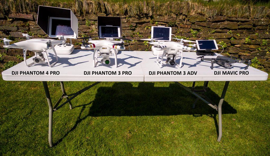 DJI Drones, Drone School uk